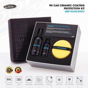 9H Car Ceramic Coating Paint Protection Kit