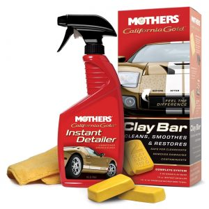 Mother's California Gold Clay Bar System