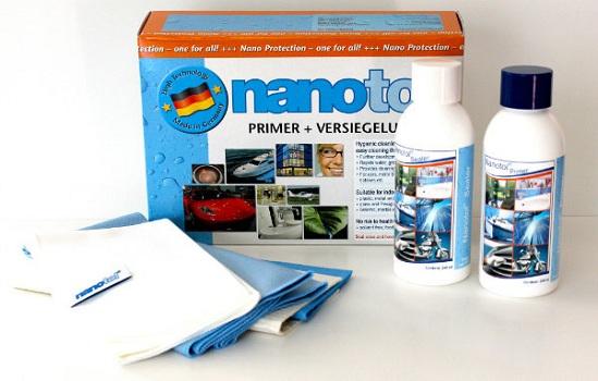 Nanotol Car Car Combo Kit