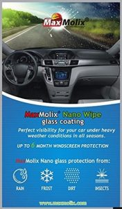 MaxMolix Nano Glass Treatment