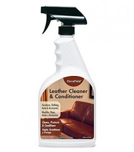 forcefield leather cleaner