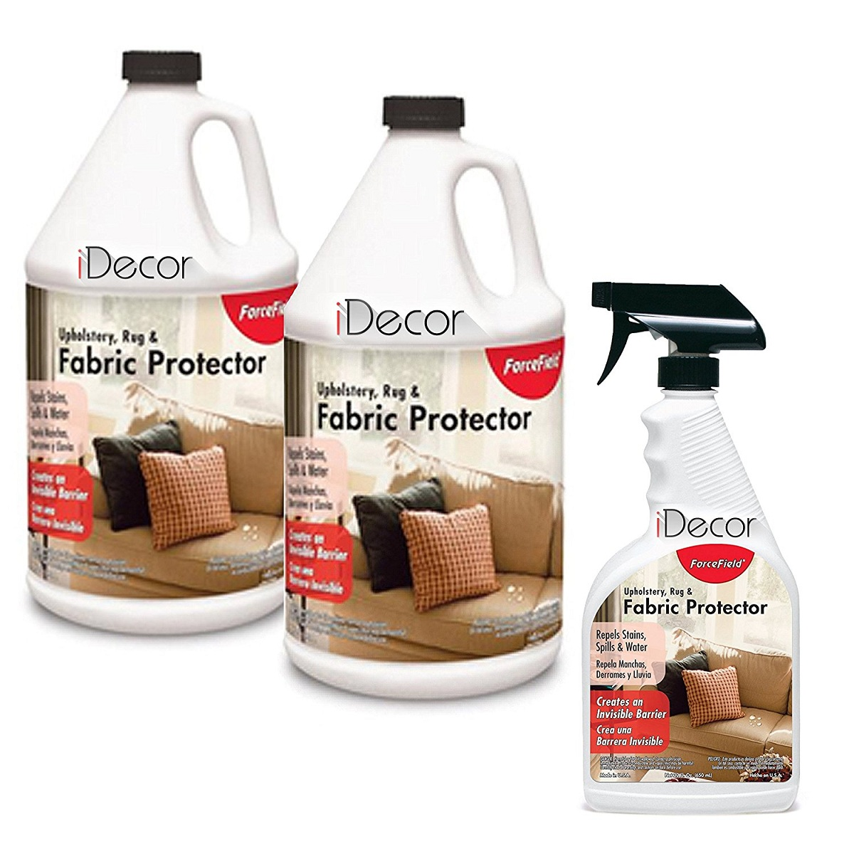 Forcefield Fabric Protector