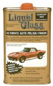 Liquid Glass LG 100 ultimate auto polish