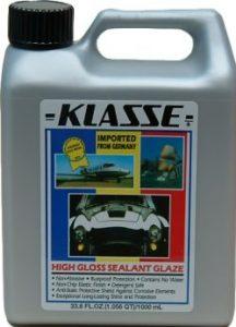 Klasse high gloss sealant