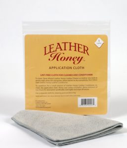 Leather Honey Lint-Free Application Cloth