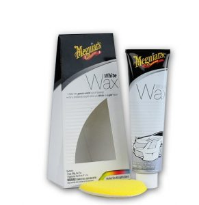 Meguiar's G6107 White Wax Paste