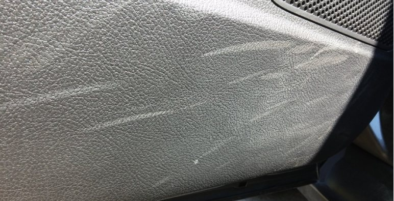 How To Remove Scuff Marks From Car Door Panels