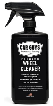 carguys wheel cleaner